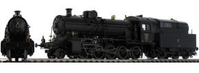 märklin 39251 Dampflok Serie C 5/6 Öl SBB | mfx+ Sound u. Rauch | Spur H0 kaufen