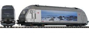 märklin 39466 E-Lok Reihe EL18 NSB | digital | mfx+ | Sound | Spur H0 kaufen