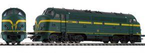 märklin 39678 Diesellok Serie 53 SNCB   mfx+ Sound   Spur H0 kaufen