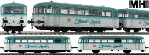 märklin 39977 Schienenbus BR 798 Ulmer Spatz DB | MHI | mfx+ Sound | Spur H0 kaufen