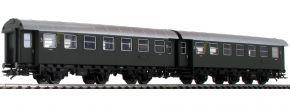 märklin 43185 Umbauwagen-Paar 3.Kl. DB | Spur H0 kaufen