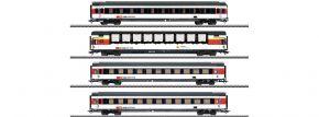 märklin 43651 Personenwagen-Set EuroCity SBB | Spur H0 kaufen
