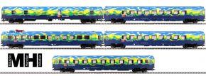 märklin 43879 Personenwagen-Set Touristik-Zug DB | MHI | Spur H0 kaufen