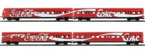 märklin 43890 Personenwagen-Set S-Bahn Coca Cola DB | Spur H0 kaufen