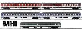 märklin 43917 Schnellzugwagen-Set 5-tlg. Pop-Design DB | MHI | Spur H0 kaufen