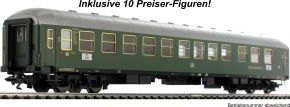märklin 43940.001 Schnellzugwagen 2.Kl. BRbu4üm-61 DB | Spur H0 kaufen