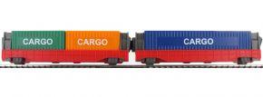 märklin 44109 my world Containerwagen-Set 2-tlg. | Spur H0 kaufen