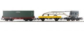 märklin 44452 Wagen-Set 2-tlg. Containerverladung | Spur H0 kaufen
