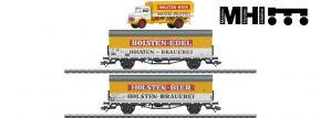 märklin 46172 Bierwagen-Set Holsten DB | MHI | Spur H0 kaufen