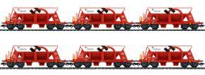märklin 46333 Selbstentladewagen-Set Holcim | Spur H0