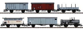 märklin 46520 Güterwagen-Set zum Köfferli SBB | Spur H0 kaufen