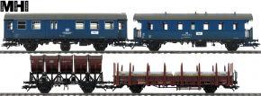 märklin 46690 Bauzugwagen-Set 4-teilig DB | MHI | Spur H0 kaufen