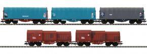 märklin 46875 Güterwagen-Set Shimmns/Shimms SNCB | Spur H0 kaufen