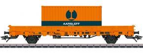 märklin 46933 Rungenwagen Kls Aarsleff Rail | Spur H0 kaufen