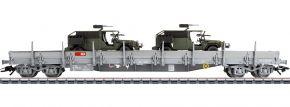 märklin 47068 Niederbordwagen Res Militär SBB | Spur H0 kaufen