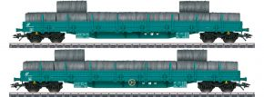 märklin 47107 Niederbordwagen-Set 2-tlg. Res FS | Spur H0 kaufen