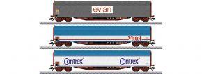 märklin 47118 Schiebeplanenwagen-Set 3-tlg. Rils SNCF | Spur H0 kaufen
