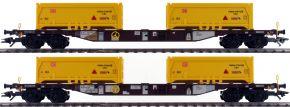 märklin 47130 Containertragwagen-Set Sgns Stuttgart 21 AAE | Spur H0 kaufen