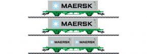 märklin 47726 Containerwagen-Set Lgns SJ | Spur H0 kaufen