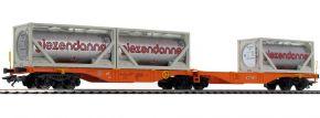 märklin 47805 Doppel-Tragwagen Sggrss Wascosa | Spur H0 kaufen