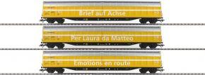 märklin 48062 Schiebewandwagen-Set | DIE POST | WASCOSA Spur H0 kaufen