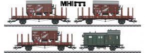 märklin 48829 Güterwagen-Set 4-tlg. zur BR 96 DRG | MHI | Spur H0 kaufen