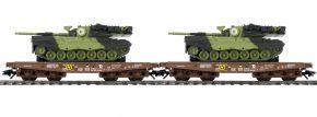 märklin 48842 Schwerlastwagen-Set 2-tlg. Leopard 1A5 DSB | Spur H0 kaufen