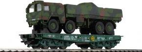 märklin 48875 Schwerlastwagen Rlmmps mit MAN 10t Gl DB   Spur H0 kaufen