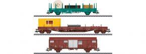 märklin 49956 Dienstwagen-Set 3-tlg. zur Serie 55 SNCB | Spur H0 kaufen