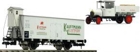 märklin 58311 Museumswagen 1997 mit LKW   Kauffmann   DRG   Spur 1 kaufen
