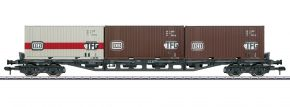 märklin 58710 Containertragwagen Sgjs 716 DB | Spur 1 kaufen