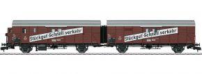 märklin 58822 Leig-Einheit Gllh 12 Stückgut Schnellverkehr DB   Spur 1 kaufen