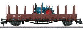 märklin 58847 Rungenwagen Rmms 33 Ulm m. Lanz DB   Spur 1 kaufen
