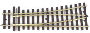 märklin 59088 Weiche 15° | links | Radius 1394 mm | H1094 | Spur 1 kaufen