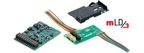 märklin 60972 mLD3 Lok-Decoder mit Leiterplatte | 21-pol. | fx | mfx | DCC kaufen