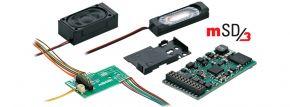 märklin 60975 mSD3 Sound-Decoder | 21-pol. | Dampflok-Sound | fx | mfx | DCC kaufen
