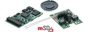 märklin 60978 mSD3 Sound-Decoder | 21-pol. | Herkules Diesellok-Sound | fx | mfx | DCC kaufen