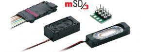 märklin 60985 mSD3 Sound-Decoder | 8-pol. | Dampflok-Sound | fx | mfx | DCC kaufen