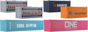 märklin 72453 Start Up Container-Set | 6 Stück | Spur H0 kaufen