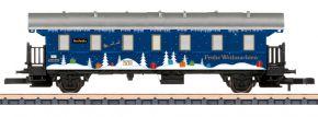 märklin 80631 Weihnachtswagen 2021   Spur Z kaufen