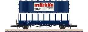 märklin 80830 Märklin-Magazin Jahreswagen 2020 | Spur Z kaufen