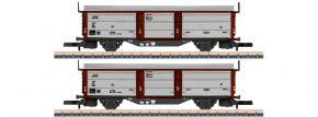 märklin 82153 Schiebewandwagen-Set Tbes-t-68 DB | Spur Z kaufen
