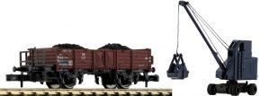 märklin 82337 Set Güterwagen O 10 Kohleverladung DB   Spur Z kaufen
