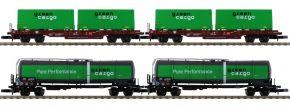 märklin 82533 Güterwagen-Set Green Cargo DB | Spur Z kaufen
