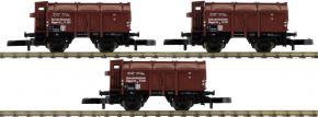 märklin 86010 Klappdeckelwagen-Set DRG | Spur Z kaufen