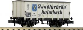 märklin 86398 Bierkühlwagen Sandlerbräu DB | Spur Z kaufen