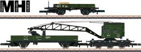 märklin 86572 Ergänzungsset Gleisbauzug DB | MHI | Spur Z kaufen