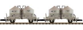 märklin 86665 Staubsilowagen-Set DB | Spur Z kaufen