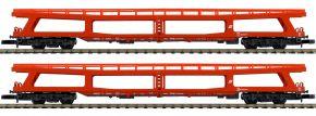 märklin 87095 Autotransportwagen-Set DDm ÖBB   Spur Z kaufen