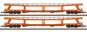märklin 87095 Autotransportwagen-Set DDm ÖBB | Spur Z kaufen